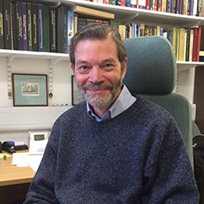 Professor Jonathan T. Erichsen